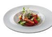 Rustic vegetable salad